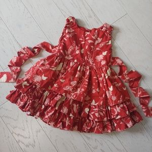Persnickety Meadow Lark Adeline dress